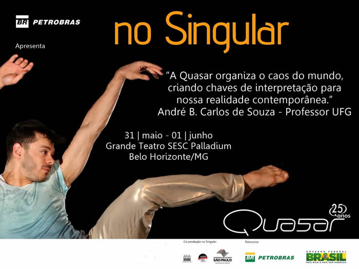 No singular quasar BH