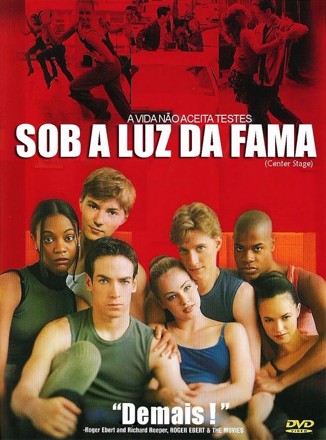 Sob a Luz da Fama DVD