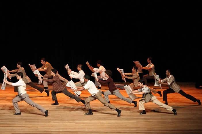 """Gala de abertura trará """"1964″, da Faces Ocultas Companhia de Dança (Salto-SP)"""