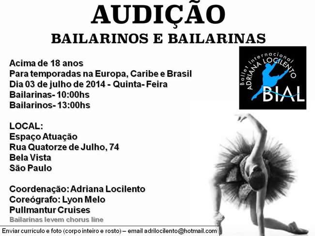Adriana Locilento Audição naviu julho.2014