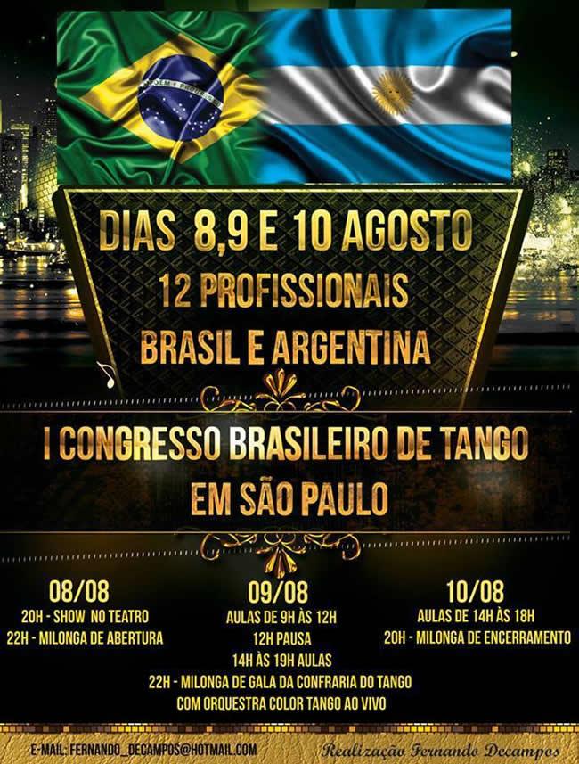 Congresso Brasileiro de Tango 2
