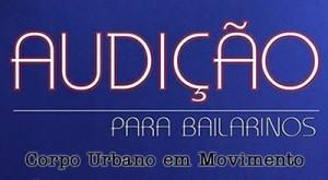 Audição Corpo Urbano em movimento 2