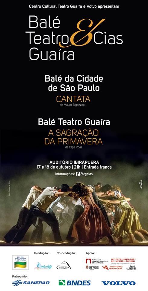 Ballet Guaira e Bale da Cidade