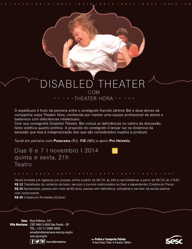 disabled theater.fw