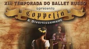 curso XIII Temporada do Ballet Russo p