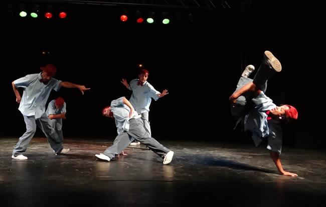 Discípulos do Ritmo - Tá Limpo -dança -foto divulação -8b