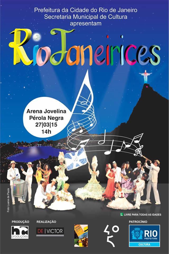Riojaneirices - Cia Folclórica do Rio