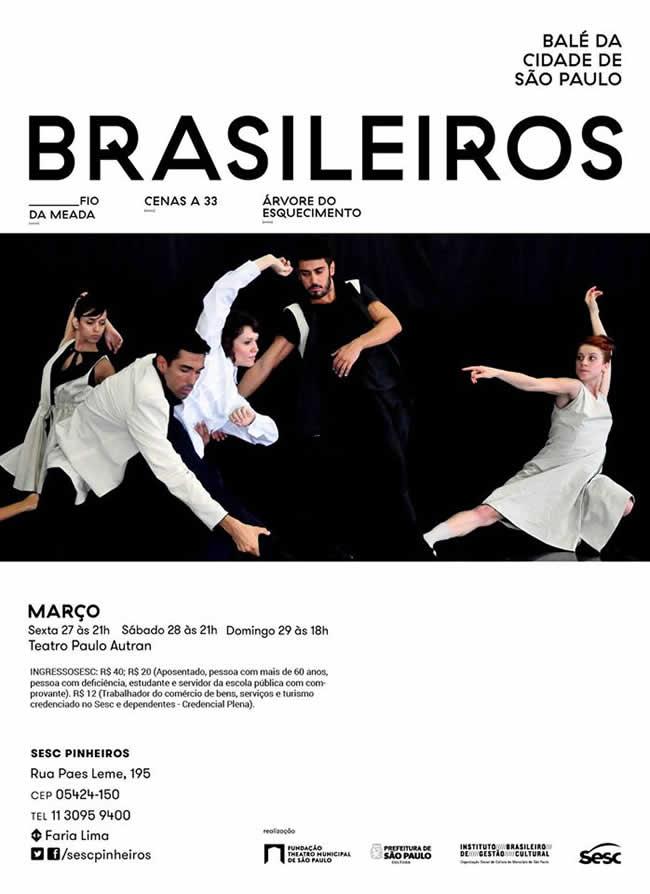 balé da cidade de sp brasileiros
