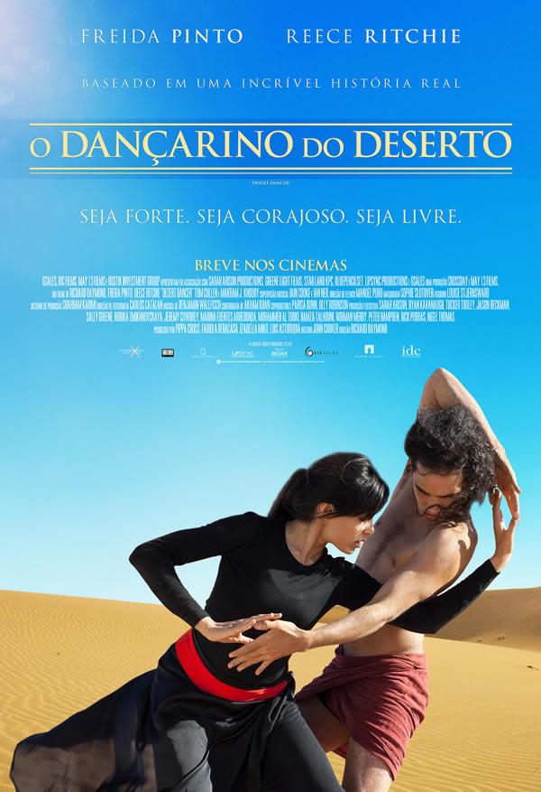 O dançarino do deserto