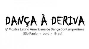 dança a deriva 2015 logo