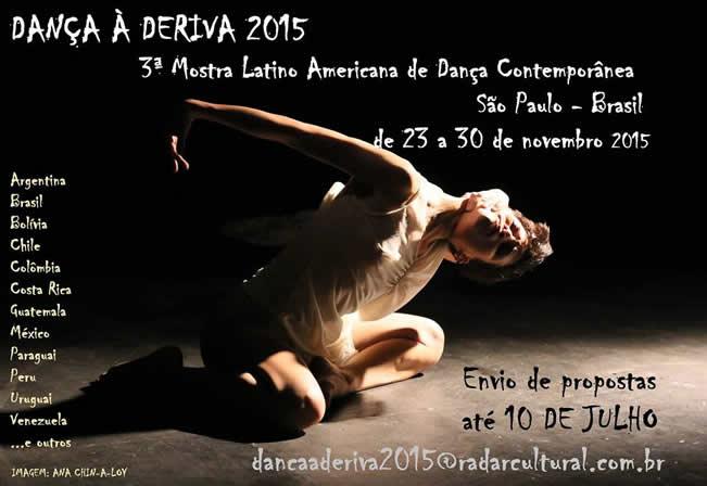 dança a deriva 2015