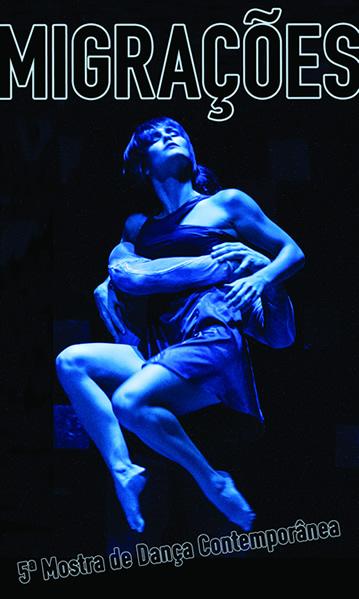 Mostra migrações de dança contemporanea