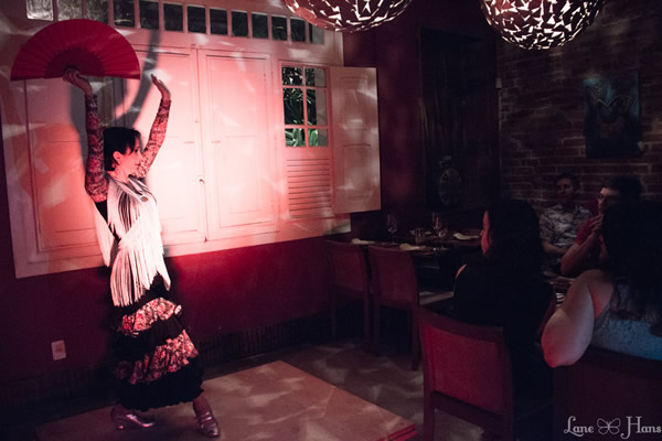 Cia. Karina Leiro de Flamenco_foto Lane Hans