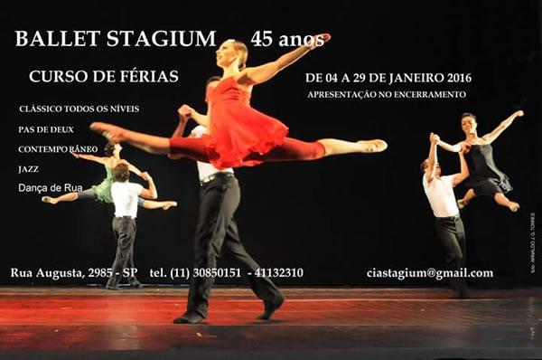 Ballet stagium curso de ferias jan2016