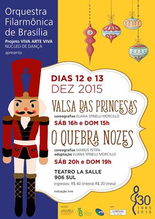 Orquestra Filarmônica de Brasília natal
