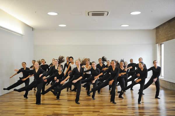 Escola de dança de são paulo alunos - foto Sylvia Masini