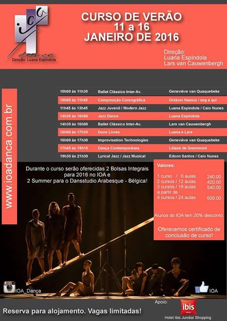 IOA Dança curso jan 2016