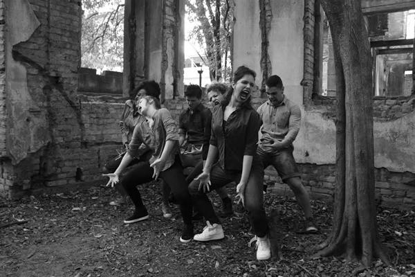 T.F.Style Cia De Dança - BECO2 - Foto Isis Gasparini