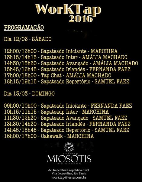 Worktap 2016 miosotis_programacao