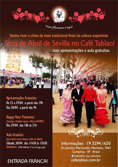Café Tablao - Feria de Abril