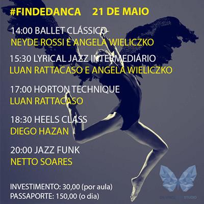 Da vinci art studio - Findedanca 3aedicao21.05