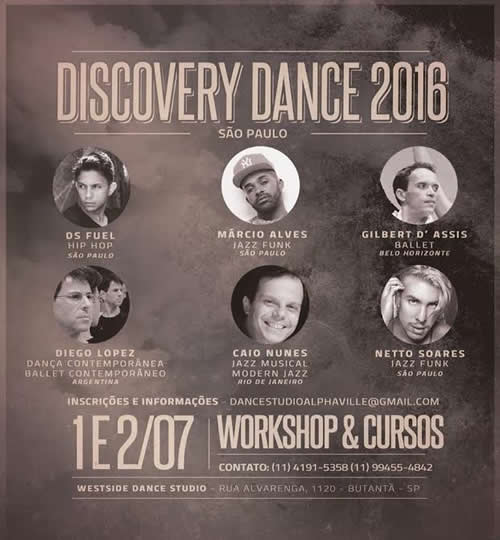 Discovery dance 2016