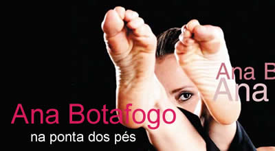 Ana Botafogo – Na ponta dos pés