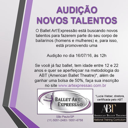 BAllet ArtExpressao_audição