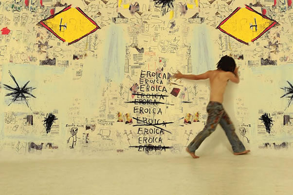 Márcio Cunha Dança Contemporânea_Céu de Basquiat_Foto Leonardo Miranda