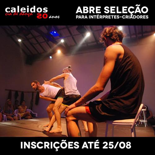 Audicao Caleidos 2016