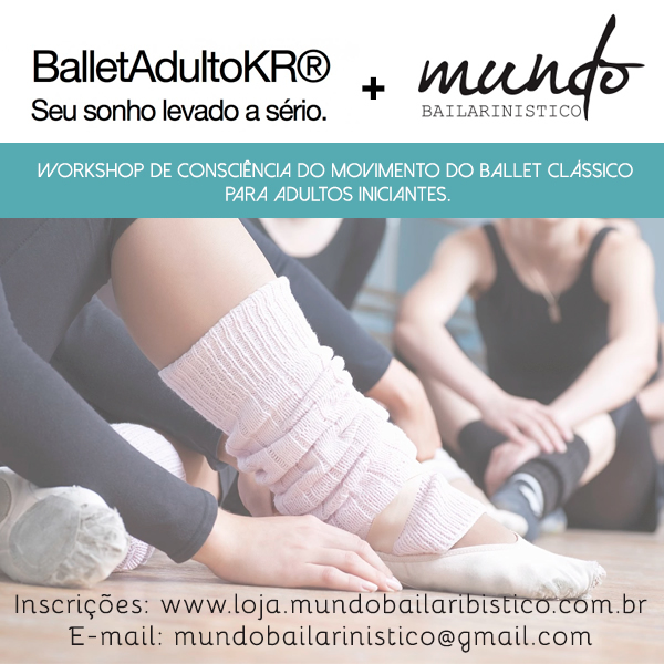 Mundo bailarinistico workshop