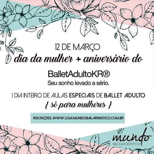 Ballet Adulto KR