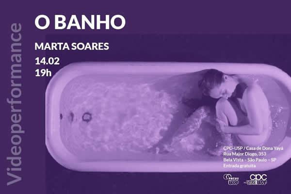 Marta Soares - O Banho