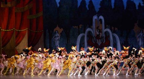 """Sessão """"Pipoca com Ballet"""" #005: Harlequinade"""