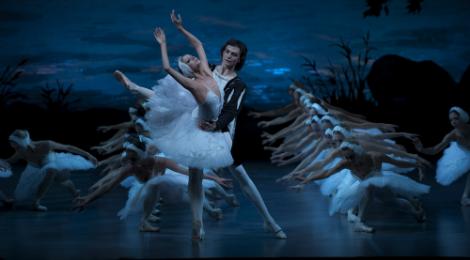 """Sessão """"Pipoca com Ballet"""" #004: Especial """"O Lago dos Cisnes"""""""