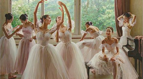 """Sessão """"Pipoca com Ballet"""" #006: Especial """"Dia Internacional da Mulher"""""""