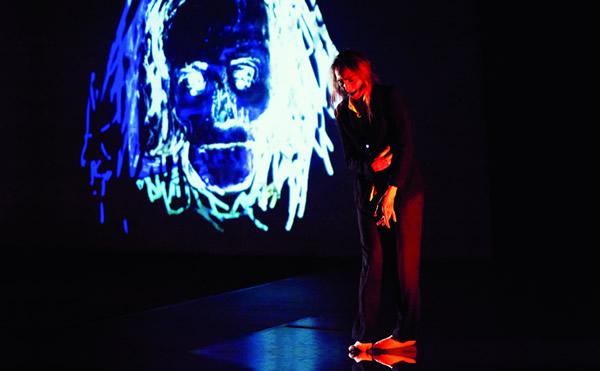 Artaud, Le Mômo - Foto Graciela Zapatta