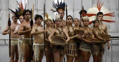Ballet Stagium realiza ensaio aberto de Kuarup