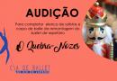 CBRJ realiza audição para montagem de O Quebra-Nozes