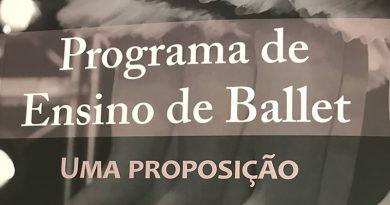 Programa de Ensino de Ballet – Uma Proposição
