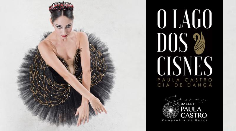 Ballet Paula Castro comemora 40 anos com montagem completa do ballet O Lago dos Cisnes