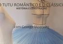 Curso de construção de tutus com George Monteiro abre inscrições para nova turma no Carnaval