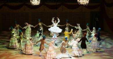 """Sessão """"Pipoca com Ballet"""" #009: Le Carnaval"""