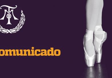 TMRJ realiza formação de banco de dados com bailarinos que desejam participar de futuras audições