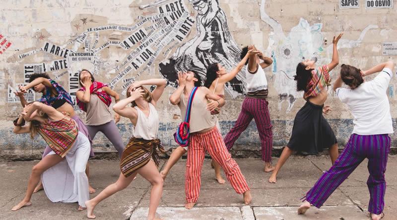 Fonte dos Desejos, no Vale do Anhangabaú, vai receber toda quinta-feira, um espetáculo de dança. Foto:CRDSP / Divulgação.