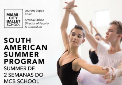 Centro Artístico e Cultural Primeiros Passos realiza audição para South American Summer Program