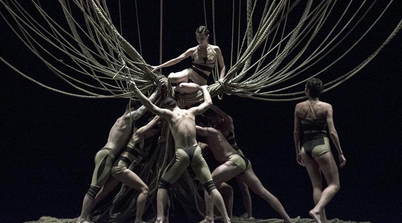 Remontagem de Nó, da Cia de Dança Deborah Colker, entra em cartaz na 15ª Temporada de Dança do Teatro Alfa