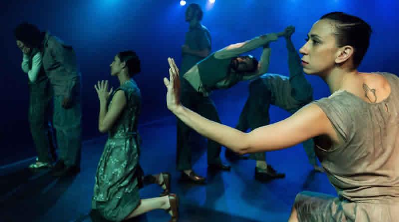 Cia. Fragmento de Dança realizada temporada de 'Porque Somos Mutantes'
