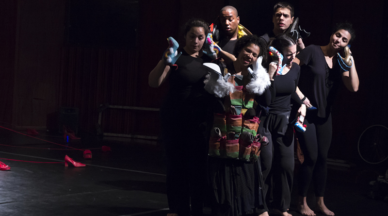c8e124727 Dança Sem Fronteiras estreia Olhares Dos Sapatos - Agenda de Dança