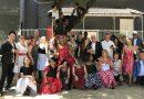 Turma de dança de salão das oficinas culturais gratuitas do Zimba apresenta o espetáculo Flashback